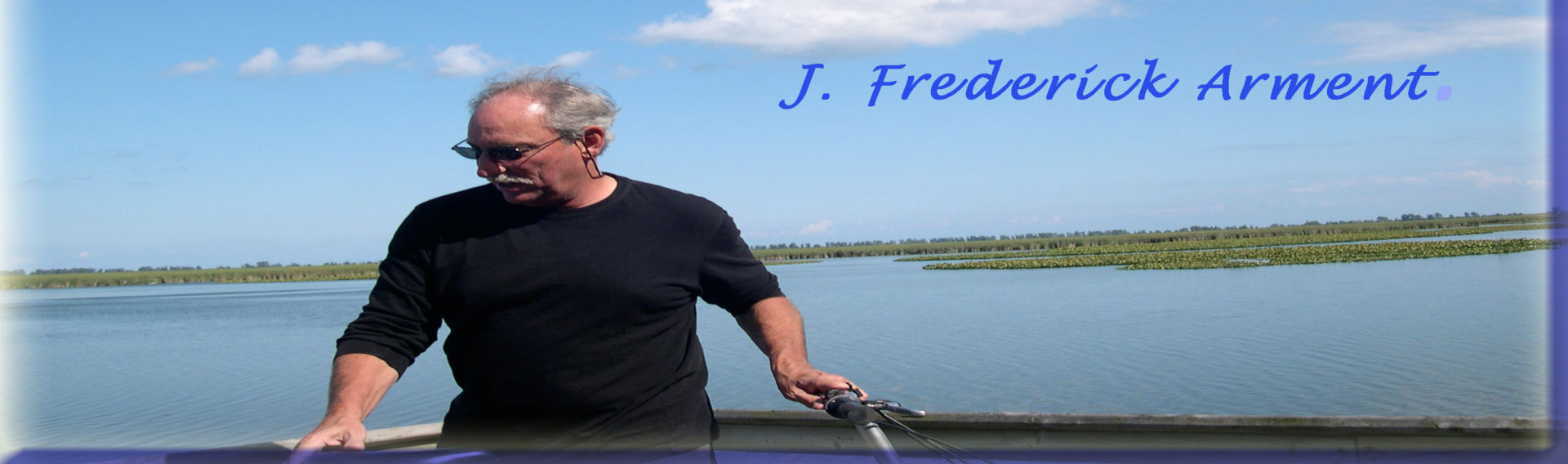 Official Page of J. Frederick Arment